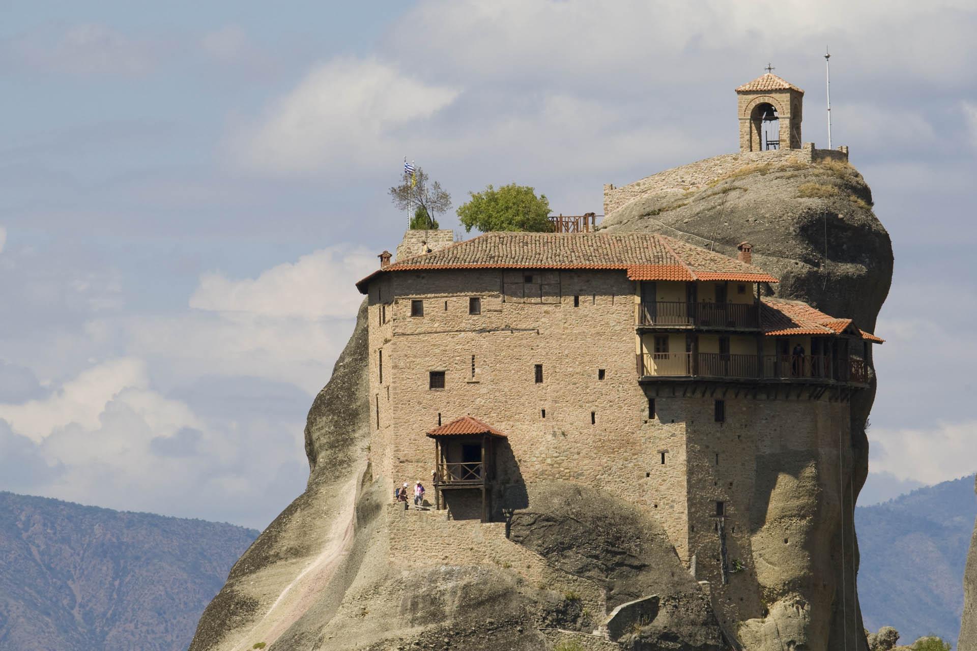 Monastery of Agios Nikolaos Anapafsa - GTP